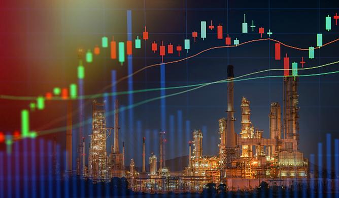Trading Petróleo