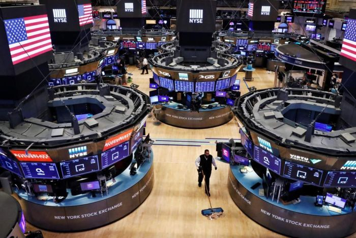 Bolsa Americana - Wall Street Dow Jones