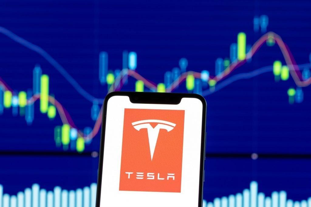 Tesla Stock TSLA