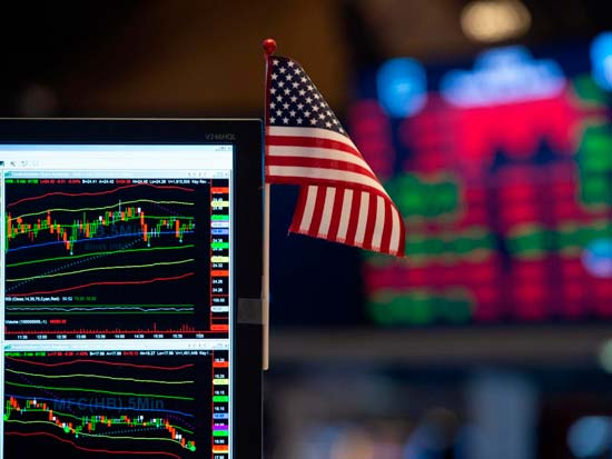 Nasdaq SP500 Dow Jones Bolsa Americana