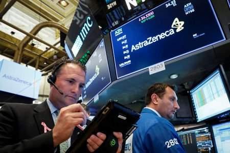 AstraZeneca Bolsa Americana