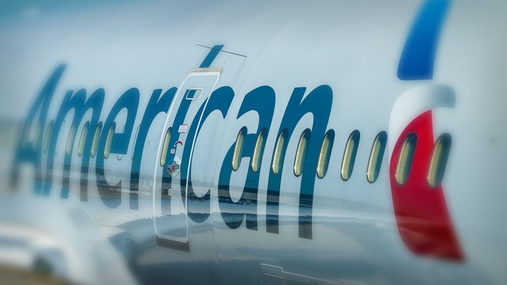 american airlines aal