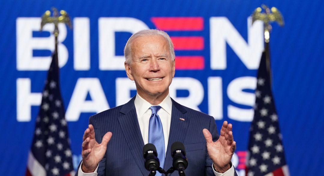 Bolsa Americana Biden