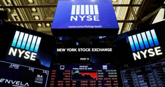 Dow JOnes Bolsa Americana Wall Street