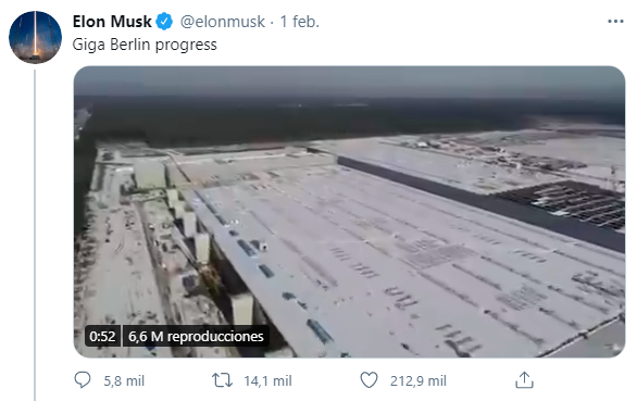 Elon Musk Tesla (TSLA)