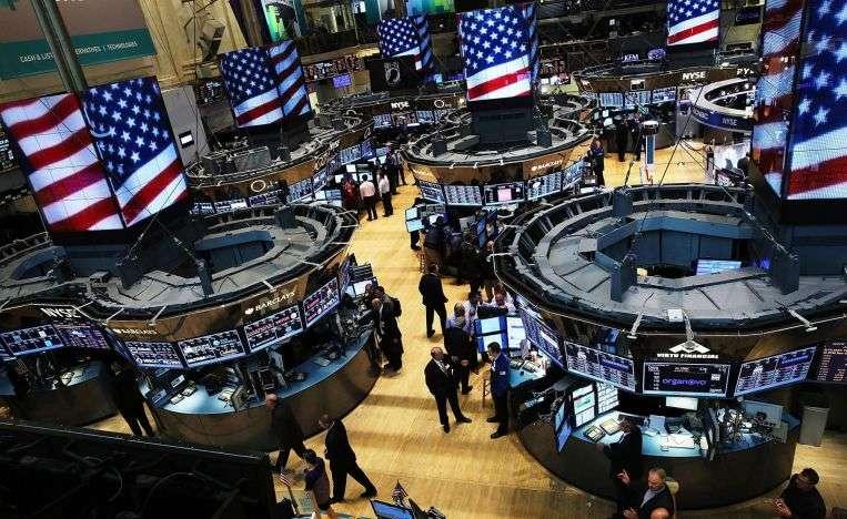 SP500 S&P 500 Nasdaq Dow Jones Bolsa Americana