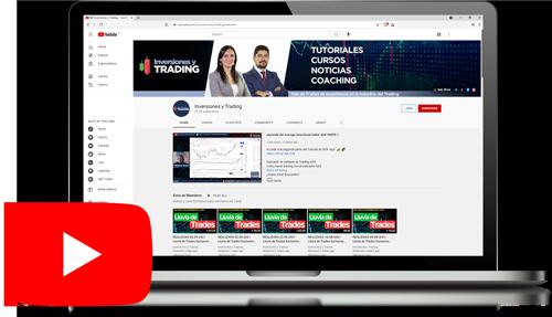 Canal de Youtube de Inversiones yTrading